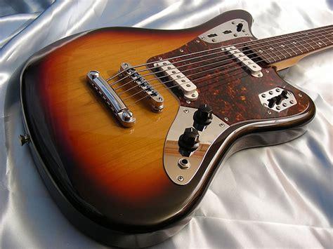 Jaguar Baritone by 03 Fender Japan Jaguar Baritone Custom 6 String Bass Vi Ebay