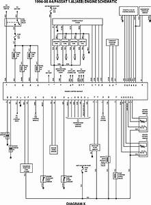 Wiringdiagrams  Engine Schematics Wiring Diagram For Audi A4 And Vw Passat
