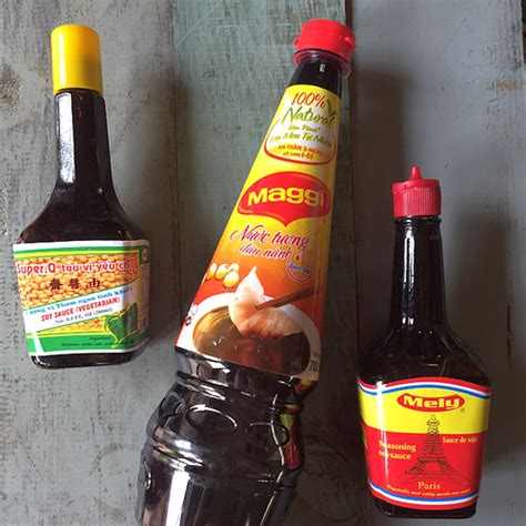 maggi seasoning sauce real  knockoffs viet world kitchen