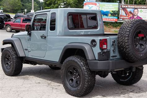 Jeeps With Truck Beds by Anvil Jk 8 Rubicon Go4x4it A Rubitrux Unlimited