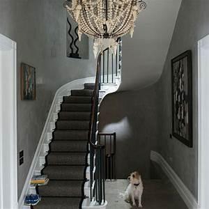 Graue Fliesen Welche Wandfarbe : wunderbare wohnideen flur wandgestaltung ideen ~ Lizthompson.info Haus und Dekorationen
