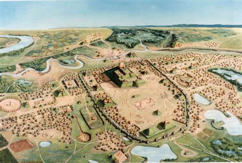Native American Ancient Cities