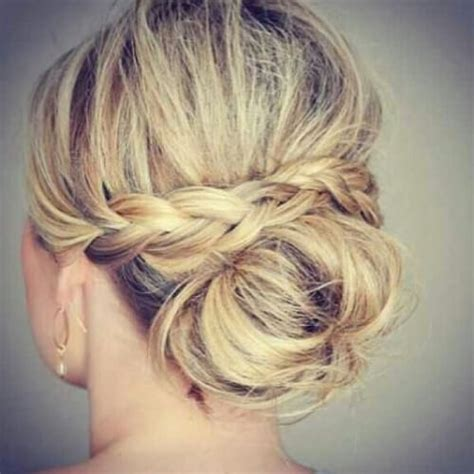 delicate bridesmaid hairstyles   beautiful