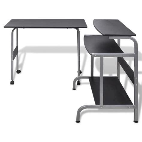 solde ordinateur de bureau acheter table de bureau réglable pour ordinateur