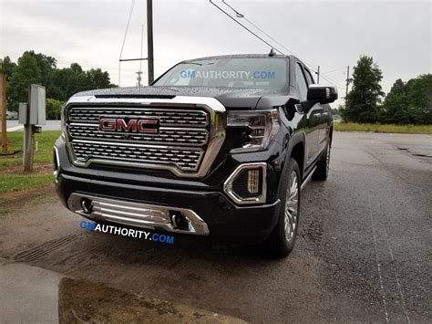 2019 Sierra Denali First Realworld Pictures  Gm Authority
