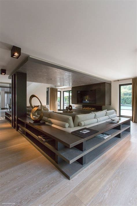 meuble pour mettre derriere canape des rangements autour du canapé floriane lemarié