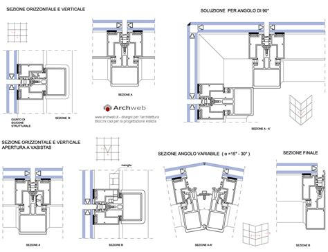 Unitized Curtain Wall Details by Curtain Wall Details Dwg Drawings