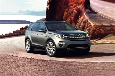 Land Rover Discovery Sport Image by Land Rover Discovery Sport Images Check Interior