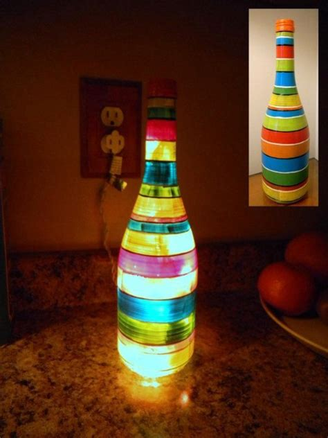 ingenious ideas  transform  glass bottles