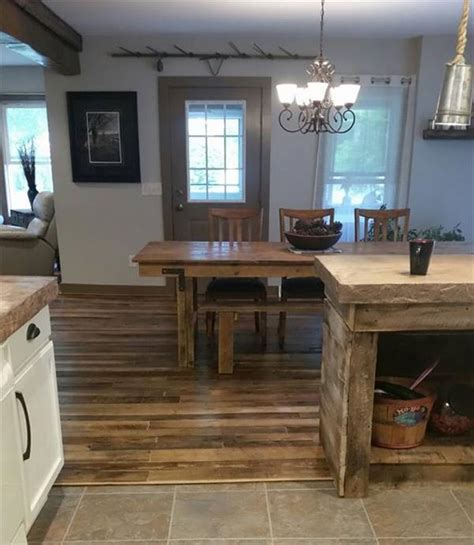 pallet flooring pallets designs