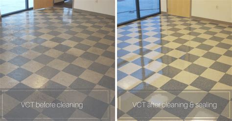 vct cleaning  sealing