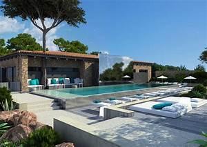 Hotel Casa Del Mar Corse : la plage casadelmar hotels porto vecchio s den korsika ~ Melissatoandfro.com Idées de Décoration
