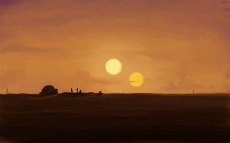 Binary Sun Star Wars Shefalitayal