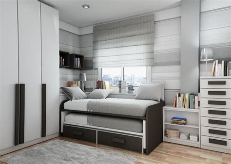 Storage Ideas For Small Bedrooms To Maximize The Space