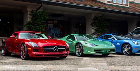buying  cheap supercar exotic car list