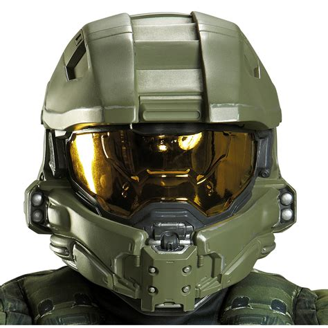 Halo Master Chief Child Full Helmet