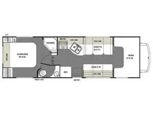 Coachmen Class C Motorhome Floor Plans 2012 Coachmen Freelander 28qb Floor Plan Class C Motorhome