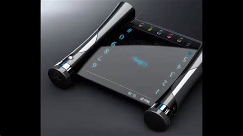 Mobil Futura by 10 Future Mobile Phones