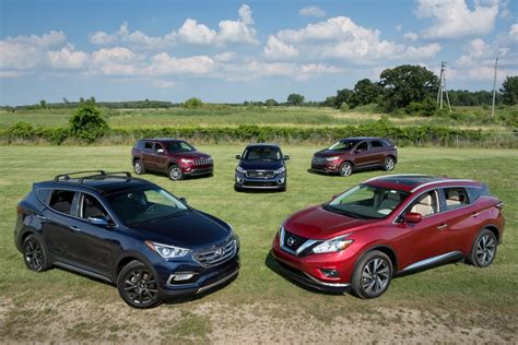 What's The Best Midsize Suv For 2016?  News Carscom