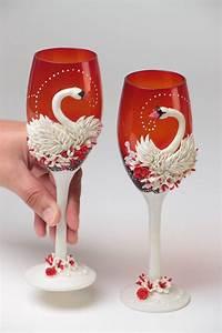 Flûtes à Champagne Originales : madeheart copas para novios originales para boda ~ Teatrodelosmanantiales.com Idées de Décoration