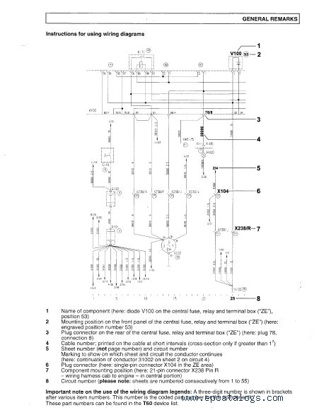 electrical system tg a wiring diagrams manual pdf
