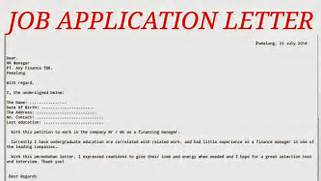 Application Letter Examples And Guide How To Write Best Letter Of Application Letter Of Introduction When 5 Letter Of Introduction For A Job Memo Formats How To Write Self Introduction Letter For Visa Application