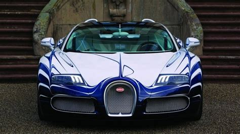 Bugatti Veyron Blue And White by Cool Blue And White Bugatti Veyron Car Bugatti