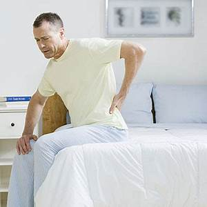 Best mattress for back pain second hand furniture online for Back pain in bed