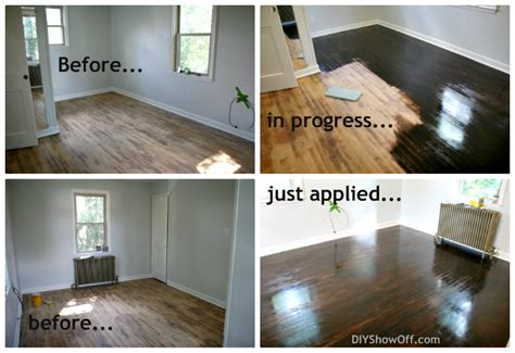 Restaining Hardwood Floors Diy by Refinishing Wood Floors Archives Diy Show Diy