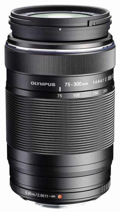 Lens Olympus 300mm Ii Ed Mft Zuiko
