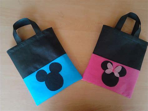 bolsas bolsitos cotillones para fiestas infantiles de mickey bs 39 00 en mercado libre