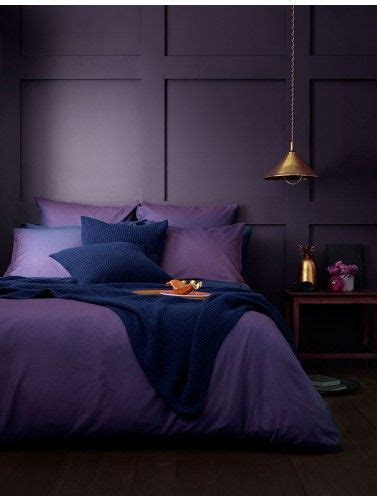 purple and gold bedroom 25 best ideas about dark purple walls on pinterest dark 16815 | 8cf103f52cfd7a6a2bb6360b669237af