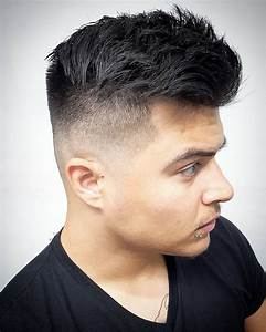 Dégradé Homme Progressif : 1001 id es coiffures coiffure homme d grad homme ~ Melissatoandfro.com Idées de Décoration