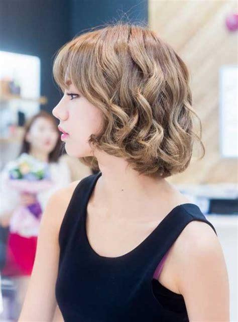 gaya rambut bob korea terbaik   ceritakoreacom