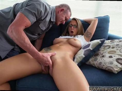 Webcam Two Teens Flash Sneaking Around With Daddys Chum