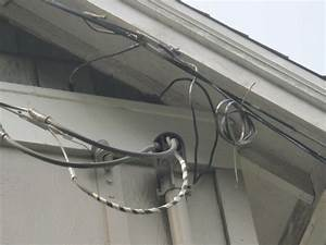 Wires To House  Need Help Identifying Which Are Cable