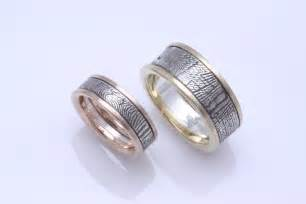 wedding ring bands for fabulous wedding bands with fingerprint general