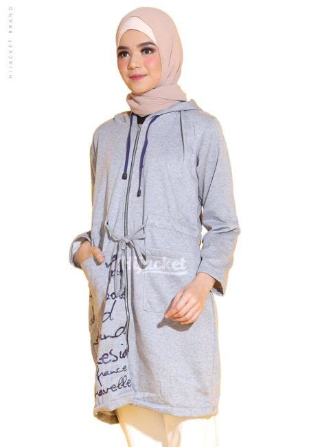 model jaket wanita muslimah urbanashion terbaru  terlaris