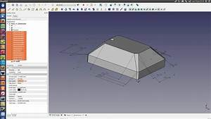 Freecad Quick Tip  Projecting Dimensions On A Drawing Page