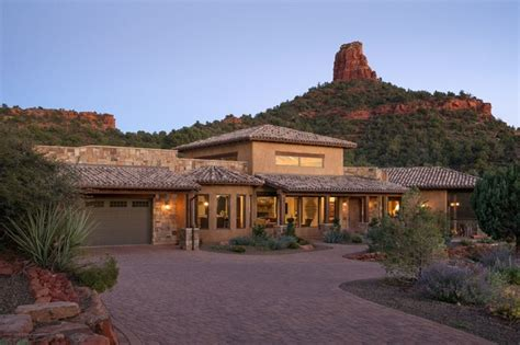 captivating southwestern home exterior designs youll fall