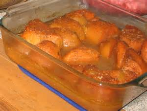 candied yams curious cuisiniere