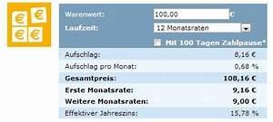 Monatsrate Berechnen : otto ratenzahlung ~ Themetempest.com Abrechnung