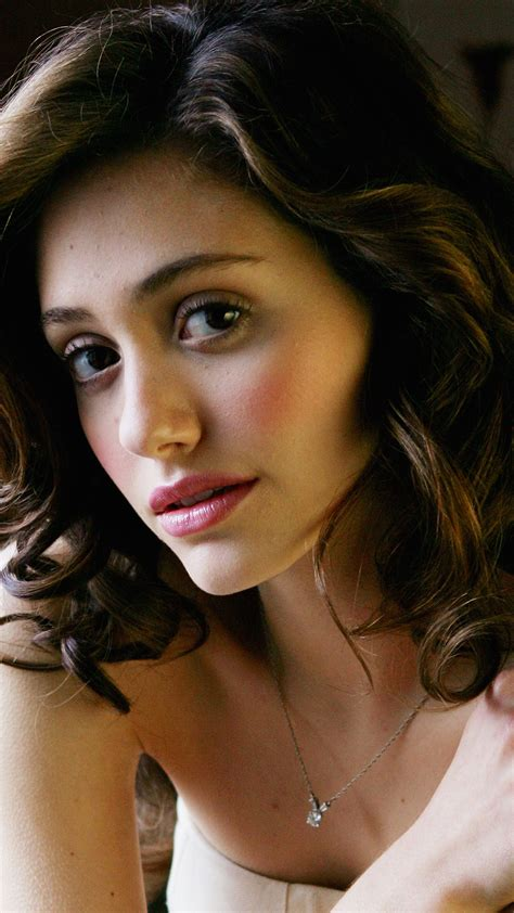papers co iphone wallpaper hk61 emmy rossum actress