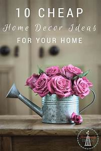 Cheap, Home, Decor, Ideas, To, Spruce, Up, Your, Home