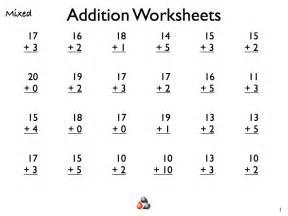 printable worksheet for grade 1 addition worksheets for grade 1 activity shelter