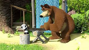 Bettwäsche Mascha Und Der Bär : foto mascha und der b r animationsfilm ~ Buech-reservation.com Haus und Dekorationen