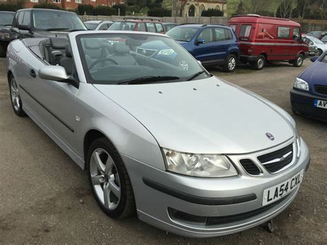 old cars and repair manuals free 2005 saab 9 7x on board diagnostic system saab 9 3 1 8t vector convertible 2005 54 ebay