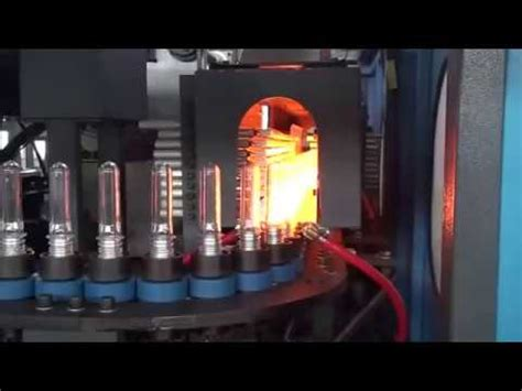 automatic pet bottle blowing machine  cavity youtube
