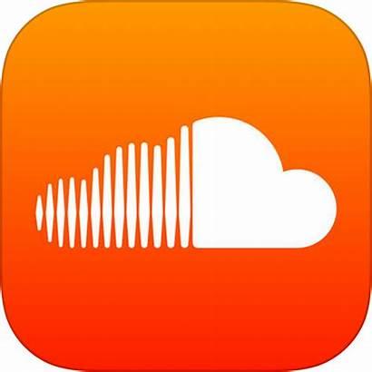 Soundcloud App Sound Social Icons Icon Cloud