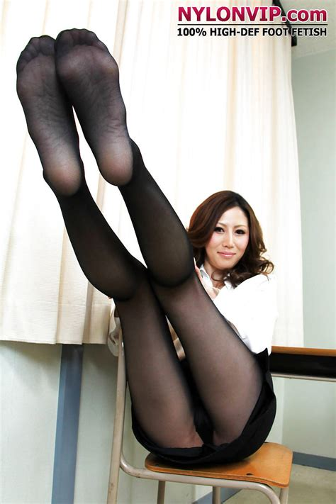 Pantyhose Nylon Stockings Footjob Fetish Sex